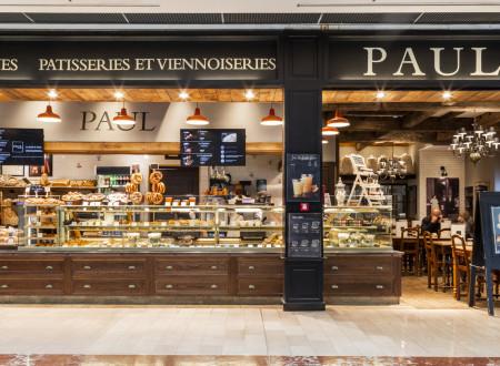 vue devanture boulangerie Paul de La Garde La valette