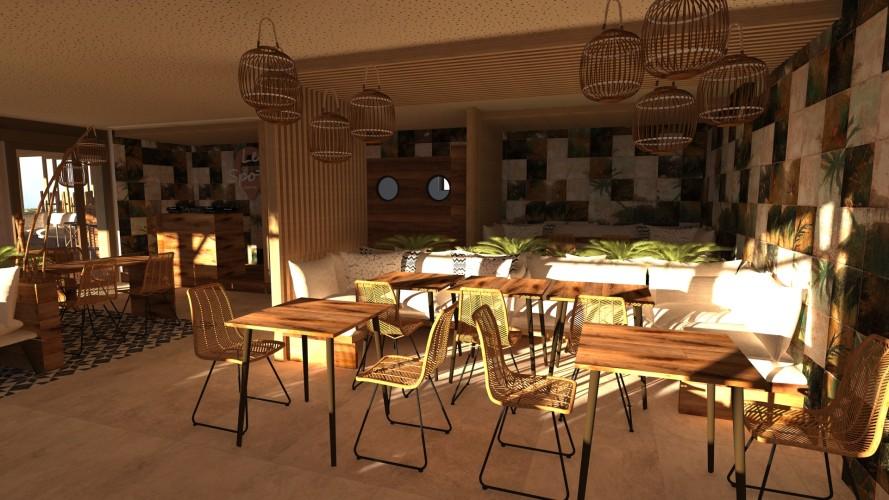 Architecte d'intérieur restaurant var