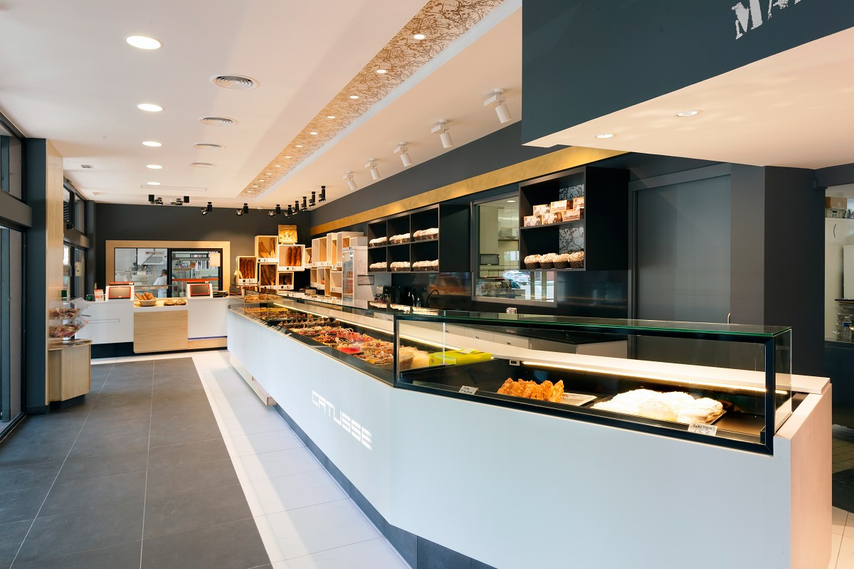catusse agencement patisserie boulangerie nakide architecture