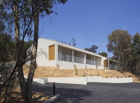 architecte résidence de vacances Le Lavandou