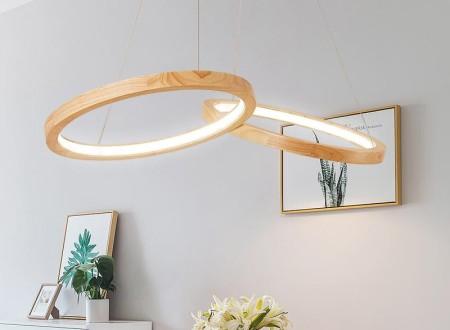 lustre led design pour architecte d'intérieur