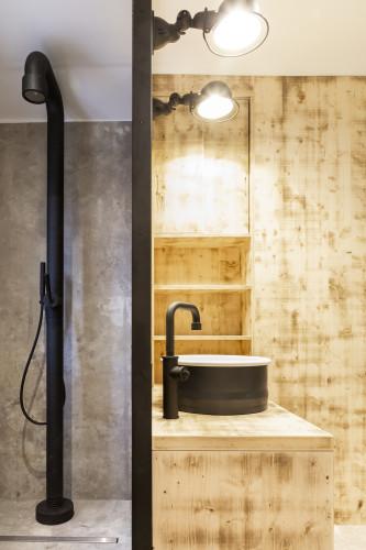 décoration douche sur mesure toulon var