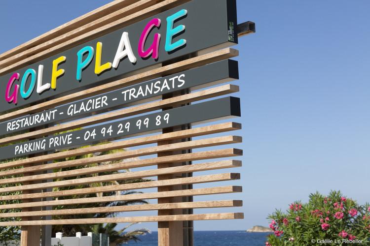restaurant plage Bandol