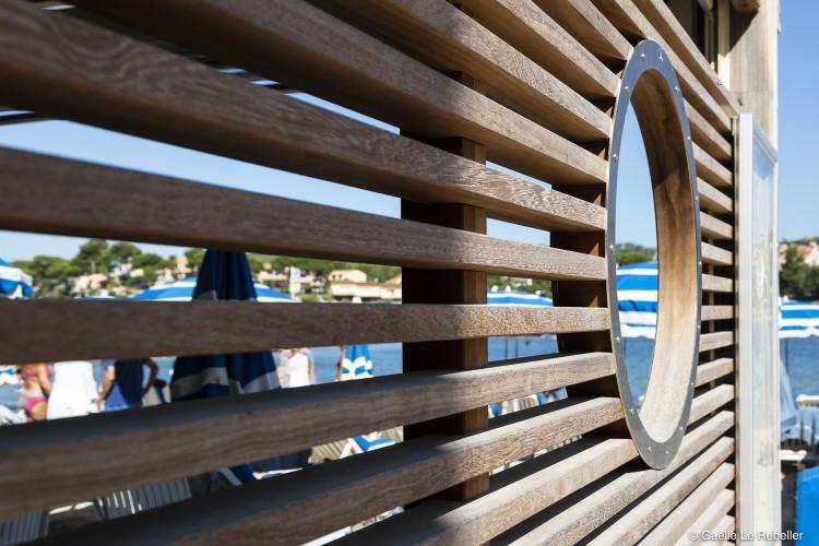 déocration clostra terrasse bois pro
