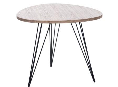 petite table basse ovale