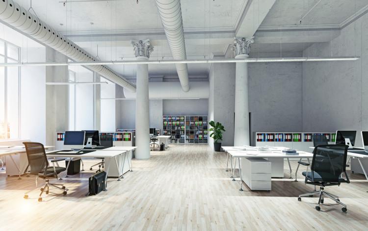 bureaux batiment magnifique